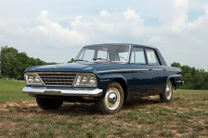 Studebaker Commander 4-Door Sedan 1964 года